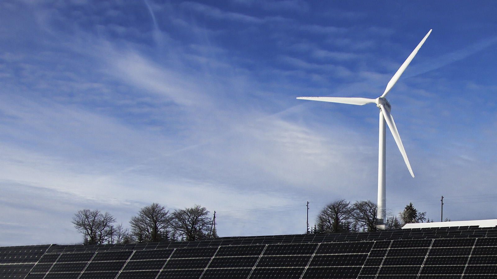 We are the only wind-solar hybrid solution provider in the country